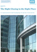 GGF - Right glazing at the right price